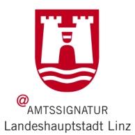 Bildmarke der Landeshauptstadt Linz